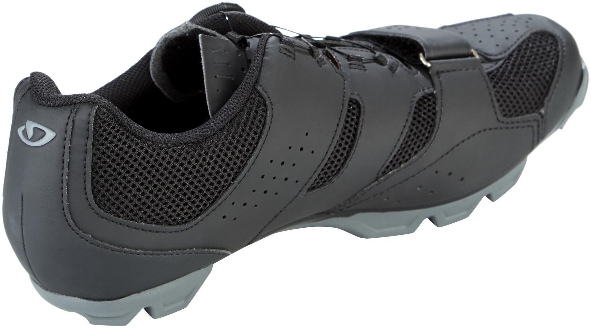 Giro Cylinder MTB Chaussures de VTT Homme 48 EU Black